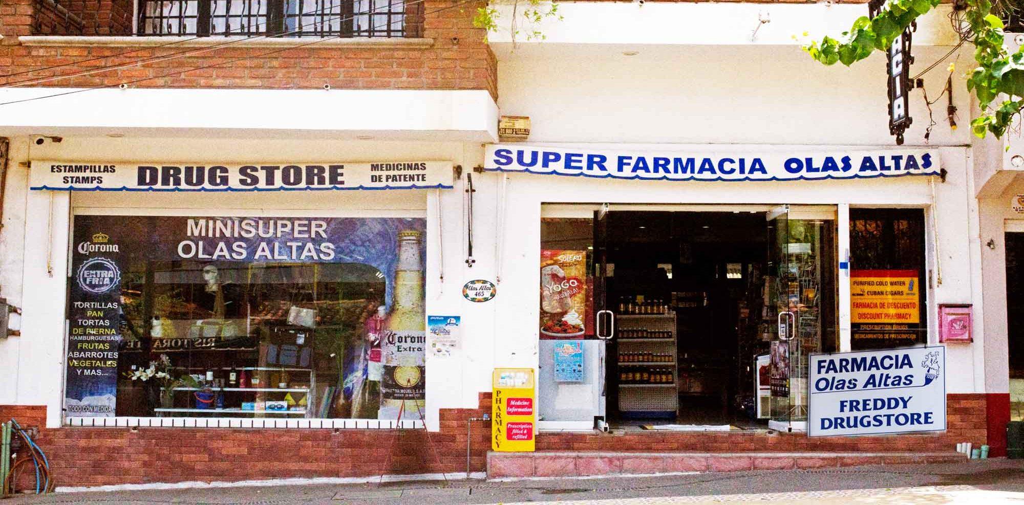 Farmacia Olas altas